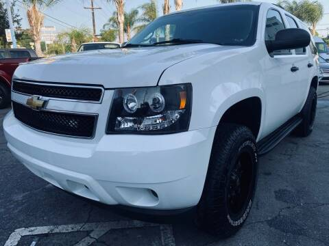 2013 Chevrolet Tahoe for sale at AD Car Bros, Inc. in Whittier CA