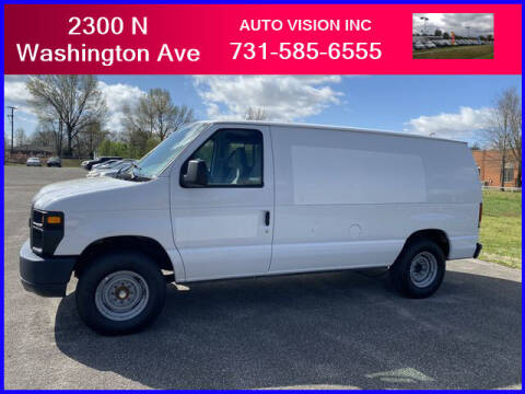 2014 Ford E-Series Cargo for sale at Auto Vision Inc. in Brownsville TN
