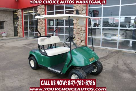E-Z-GO 0000 for sale at Your Choice Autos - Waukegan in Waukegan IL