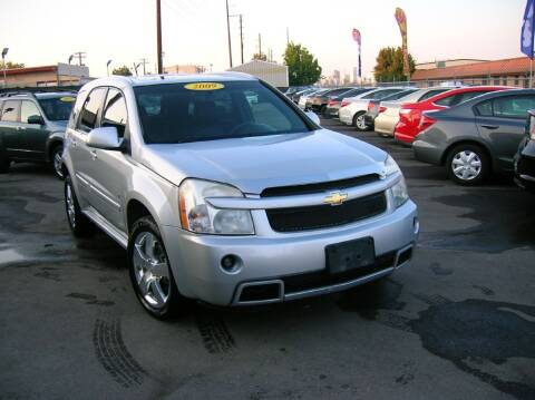 2009 Chevrolet Equinox for sale at Avalanche Auto Sales in Denver CO