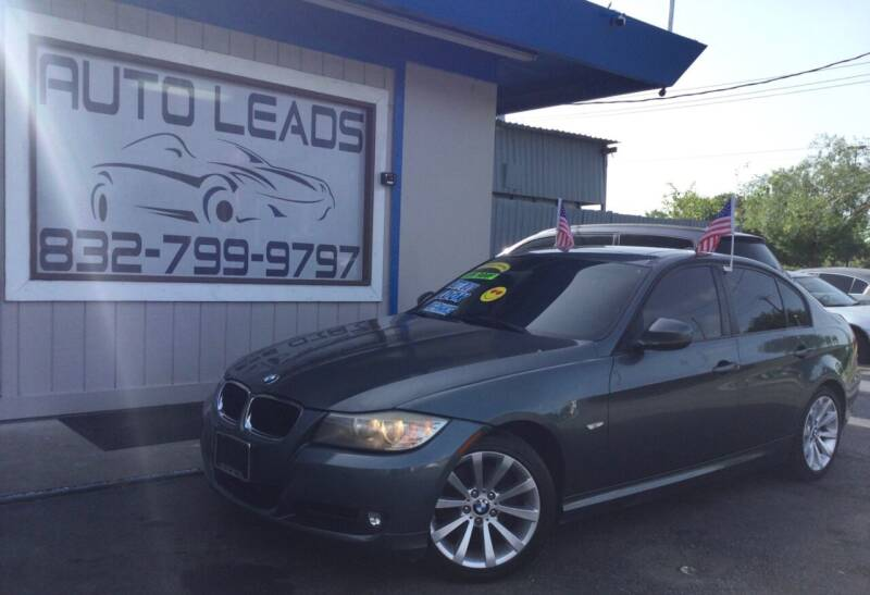 2011 BMW 3 Series for sale at AUTO LEADS in Pasadena TX