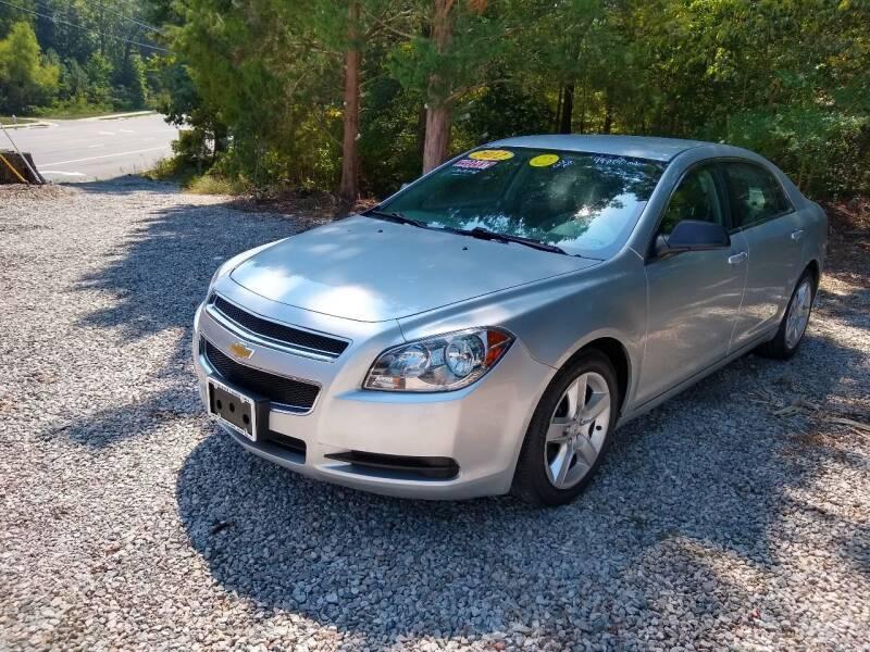 2012 Chevrolet Malibu for sale at James River Motorsports Inc. in Chester VA