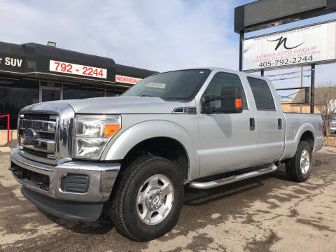2014 Ford F-250 Super Duty for sale at NORRIS AUTO SALES in Oklahoma City OK