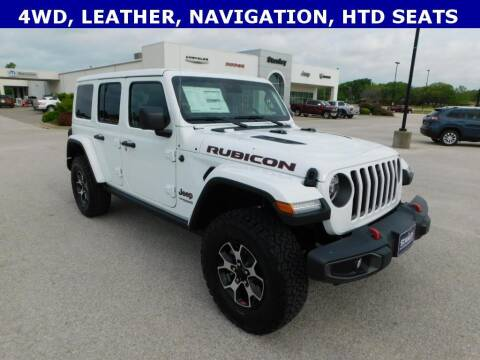 2021 Jeep Wrangler Unlimited for sale at Stanley Chrysler Dodge Jeep Ram Gatesville in Gatesville TX