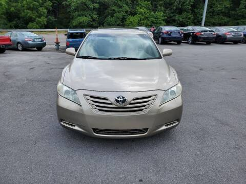 2008 Toyota Camry for sale at DISCOUNT AUTO SALES in Johnson City TN
