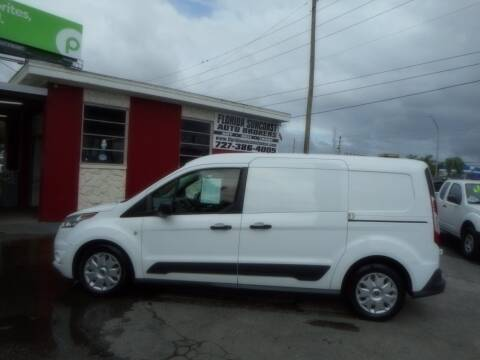 2017 Ford Transit Connect Cargo for sale at Florida Suncoast Auto Brokers in Palm Harbor FL