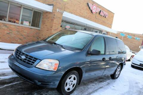 2006 Ford Freestar for sale at JT AUTO in Parma OH