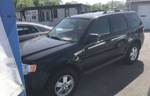 2011 Ford Escape for sale at RACEN AUTO SALES LLC in Buckhannon WV
