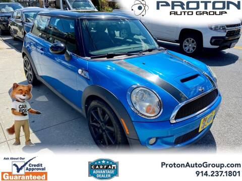 2007 MINI Cooper for sale at Proton Auto Group in Yonkers NY