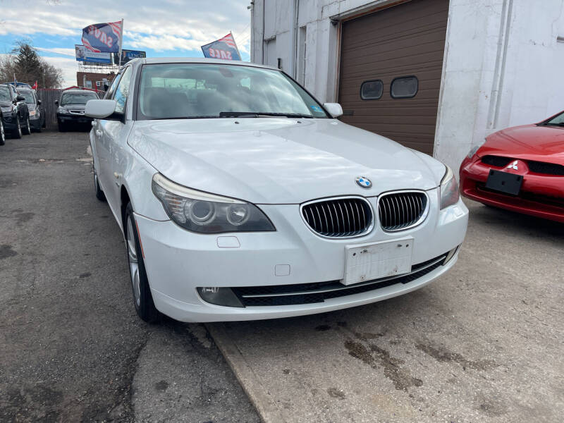 2009 BMW 5 Series for sale at GRAND USED CARS  INC in Little Ferry NJ