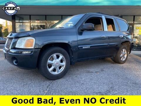 2004 GMC Envoy for sale at Action Auto Specialist in Norfolk VA