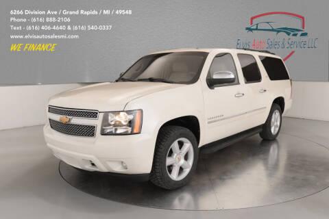 2011 Chevrolet Suburban for sale at Elvis Auto Sales LLC in Grand Rapids MI