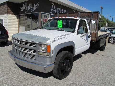 1998 Chevrolet C/K 3500 Series for sale at Arko Auto Sales in Eastlake OH