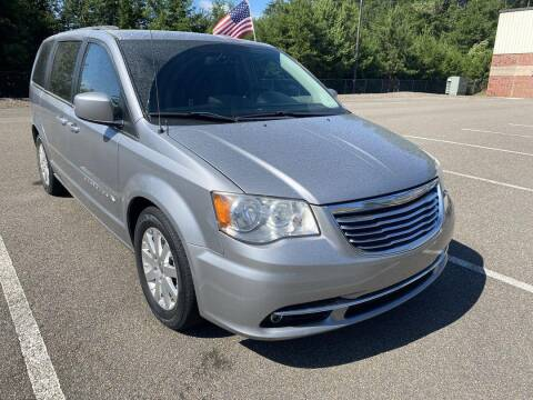 2013 Chrysler Town and Country for sale at CU Carfinders in Norcross GA