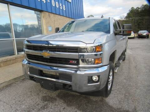 2015 Chevrolet Silverado 2500HD for sale at Southern Auto Solutions - Georgia Car Finder - Southern Auto Solutions - 1st Choice Autos in Marietta GA