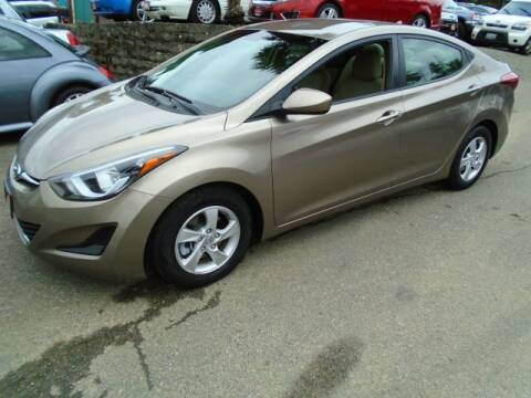 2014 Hyundai Elantra for sale at Carsmart in Seattle WA