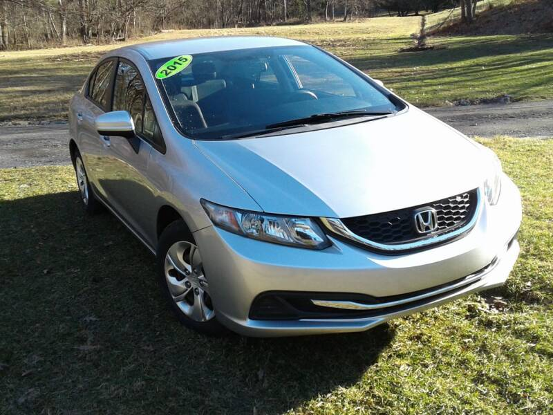 2015 Honda Civic for sale at ELIAS AUTO SALES in Allentown PA