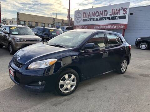 2010 Toyota Matrix for sale at Diamond Jim's West Allis in West Allis WI