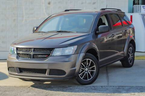 2018 Dodge Journey for sale at Cannon Auto Sales in Newberry SC