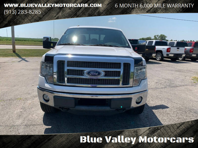 2011 Ford F-150 4x4 Lariat 4dr SuperCrew Styleside 5.5 ft. SB - Stilwell KS