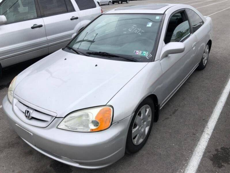 2002 Honda Civic for sale at Jeffrey's Auto World Llc in Rockledge PA