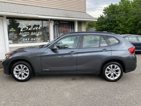 2014 BMW X1 for sale at Real Deal Auto Sales in Auburn ME