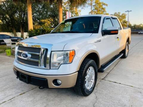 2012 Ford F-150 for sale at Southeast Auto Inc in Albany LA