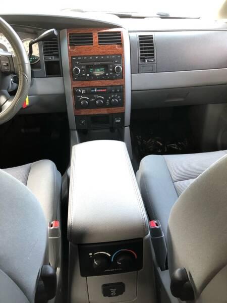 2009 Dodge Durango 4x4 SLT 4dr SUV - Bettendorf IA