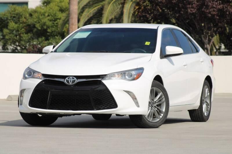 2017 Toyota Camry for sale at Euro Auto Sales in Santa Clara CA