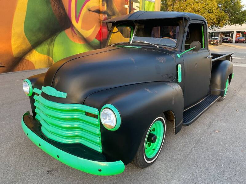 1950 Chevrolet Pick up for sale at BIG BOY DIESELS in Ft Lauderdale FL