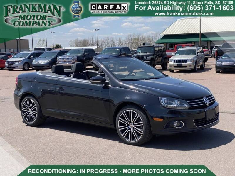 2013 Volkswagen Eos for sale in Sioux Falls, SD