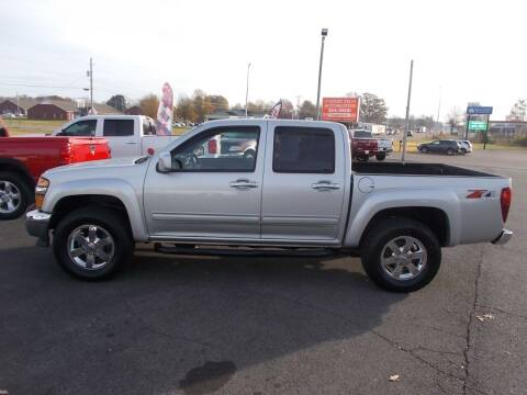 2011 Chevrolet Colorado for sale at West TN Automotive in Dresden TN