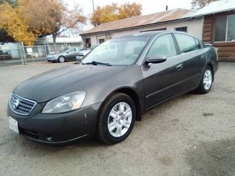 2006 Nissan Altima for sale at Larry's Auto Sales Inc. in Fresno CA