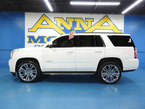 2015 GMC Yukon for sale at ANNA MOTORS, INC. in Detroit MI