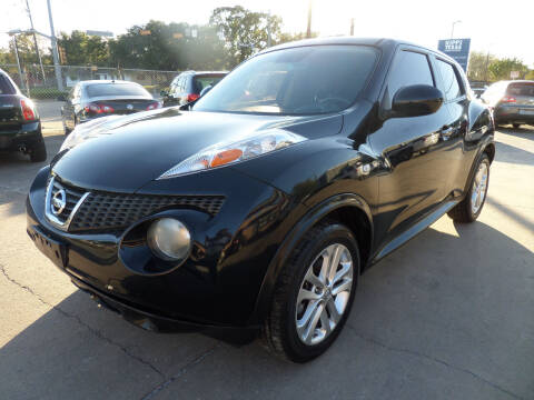 2013 Nissan JUKE for sale at West End Motors Inc in Houston TX