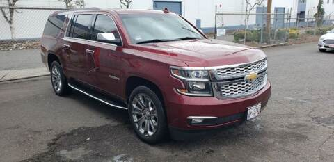 2017 Chevrolet Suburban for sale at Kingz Auto LLC in Portland OR