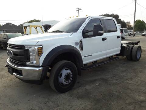 2019 Ford F-550 Super Duty for sale at DOABA Motors in San Jose CA