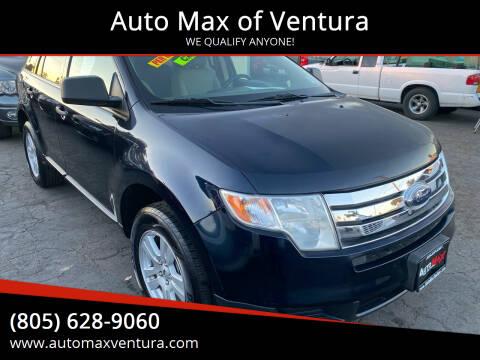 2008 Ford Edge for sale at Auto Max of Ventura in Ventura CA