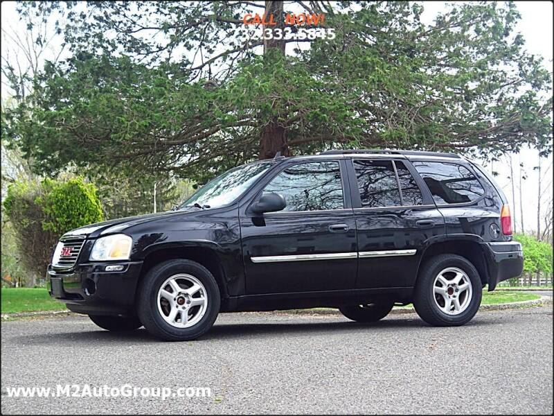 2008 GMC Envoy for sale at M2 Auto Group Llc. EAST BRUNSWICK in East Brunswick NJ