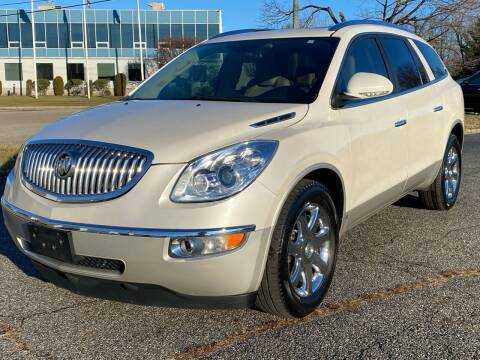 2010 Buick Enclave for sale at MFT Auction in Lodi NJ