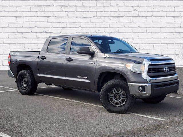 2015 Toyota Tundra for sale at Contemporary Auto in Tuscaloosa AL
