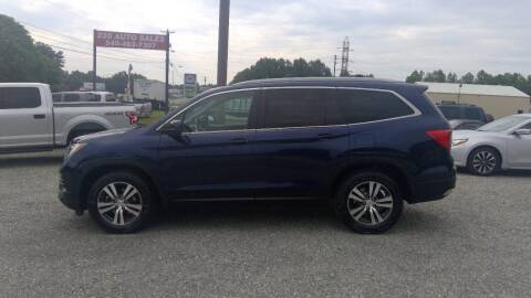 2016 Honda Pilot for sale at 220 Auto Sales in Rocky Mount VA