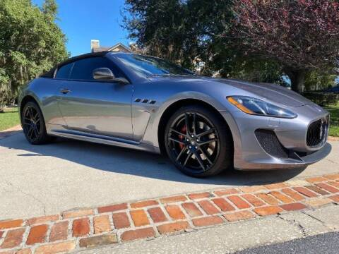 2014 Maserati Gran Turismo for sale at Classic Car Deals in Cadillac MI
