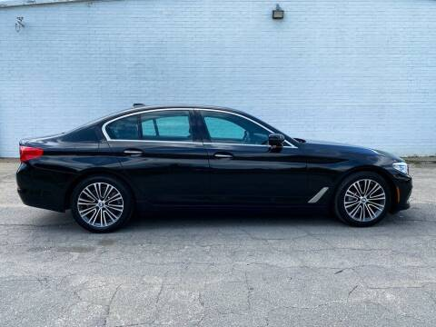 2017 BMW 5 Series for sale at Smart Chevrolet in Madison NC