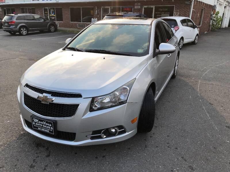 2014 Chevrolet Cruze for sale at REGIONAL AUTO CENTER in Stafford VA