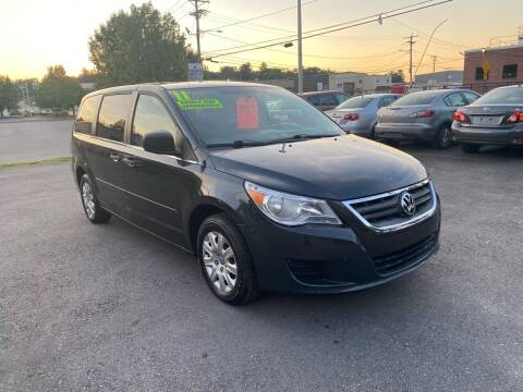 2011 Volkswagen Routan for sale at United Auto Service in Leominster MA