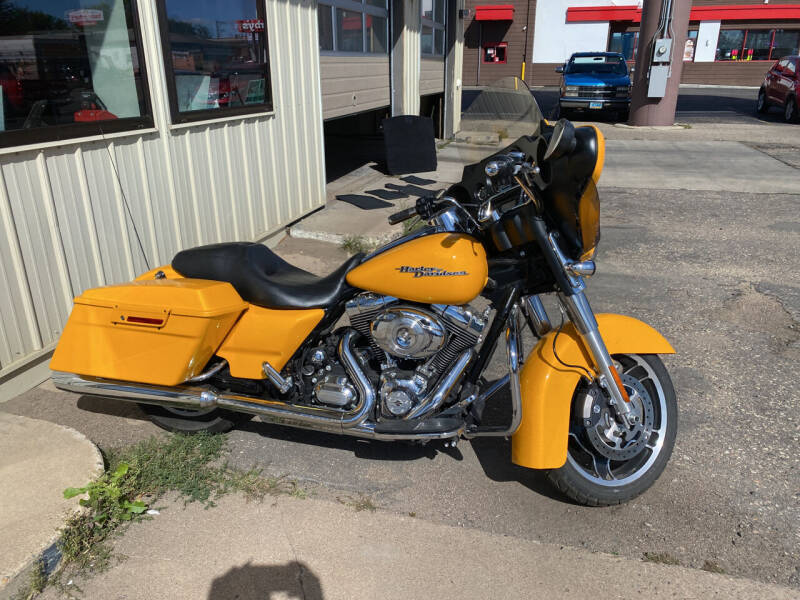 Harley Davidson FLHX for sale at Murphy Motors Next To New Minot in Minot ND