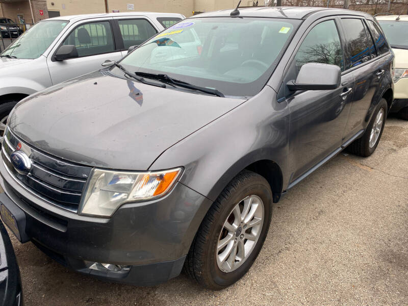 2010 Ford Edge for sale at 5 Stars Auto Service and Sales in Chicago IL