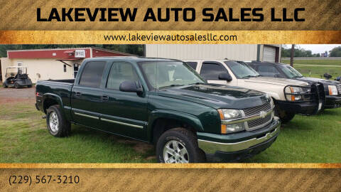 2007 Chevrolet Silverado 1500 Classic for sale at Lakeview Auto Sales LLC in Sycamore GA
