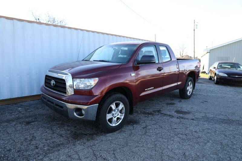 2008 Toyota Tundra for sale at Queen City Classics in West Chester OH
